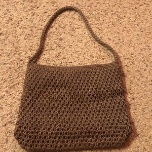 The Sak Tan Purse EUC